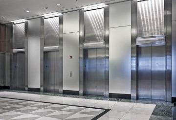 تعداد آسانسور های مورد نیاز ساختمان