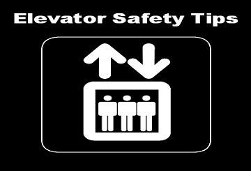 نکات ایمنی آسانسور