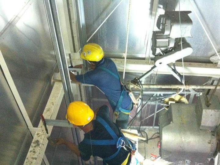 تعمیر آسانسور